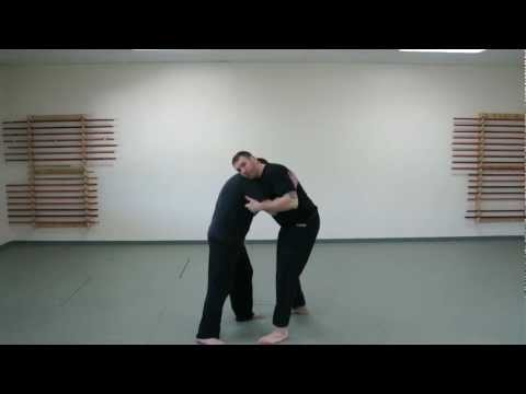 Street Grappling Pummelling - Self-Defense Jiu-Jitsu Techniques Image 1