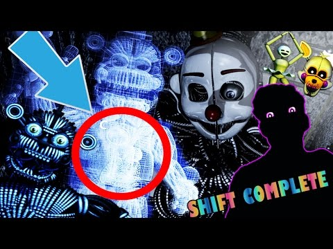 TOP 5 Secrets And Easter Eggs In Five Nights at Freddys Sister Location