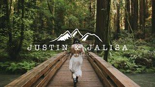 Adventurous Elopement Wedding Video in Muir Woods