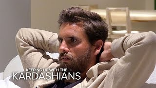 KUWTK | Scott Disick Admits He's Trying to Find Happiness | E!