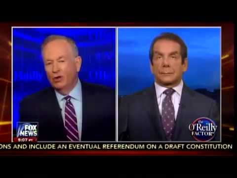 Bill O'Reilly Says Obama Will Be the Worst President Ever