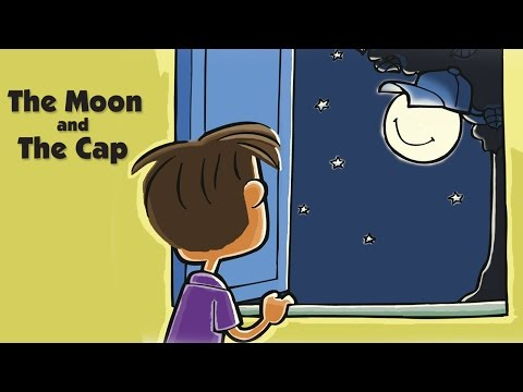 The Moon And The Cap: Learn Gujarati With Subtitles - Story For Children bookbox video