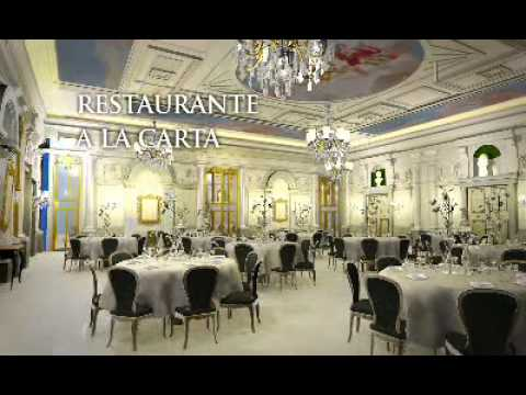 Voice over corporative hotel palacio de ubeda youtube - Hotel palacio de ubeda ...