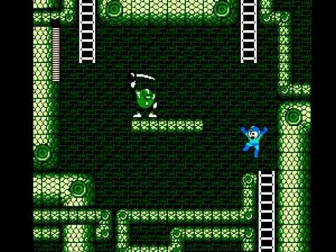 Misc Computer Games - Megaman 3 - Snakeman