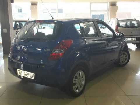 2010 HYUNDAI I20 1.4 - ELEC WINDOWS, AIRCON, CD/RADIO, FSH Auto For Sale On Auto Trader South Africa