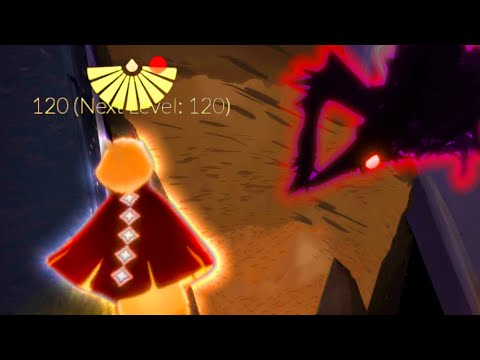 Moth goes to Eye of Eden and gets 10 wings for the first time | Sky: Children of the Light