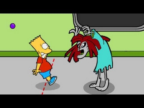 Bart Simpson Saw Game 2 Walkthrough, Escape Game by Inka Games