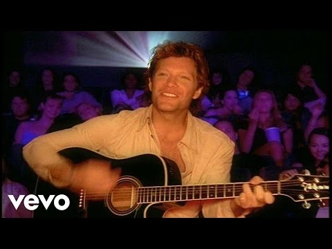 Jon Bon Jovi - Janie, Don't Take Your Love To Town Video