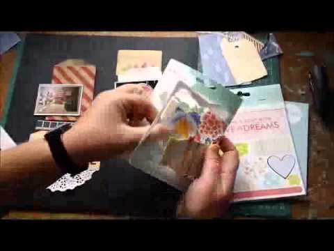 Scrapbooking: Behind the page: