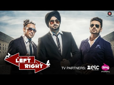 Left Right - Official Music Video | Stylish Singh Ft. Big Bangers