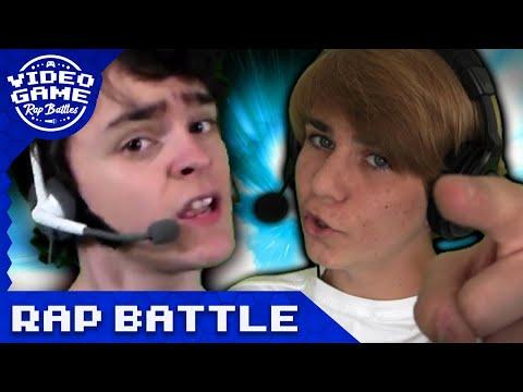 Tobuscus vs. Pewdiepie - Video Game Rap Battle