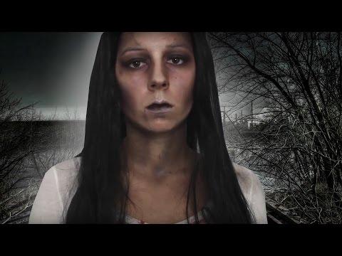 Maquillage Halloween - Fille morte possédée
