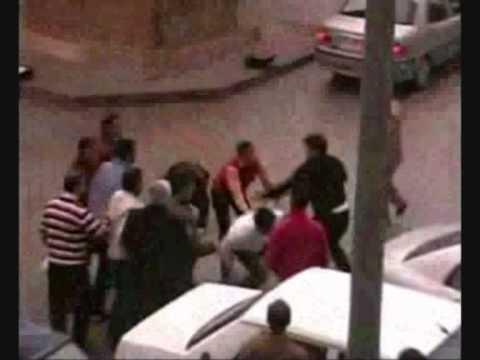 شاب كوردي يضرب احفاد هولاكو   kurdish hero