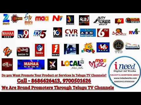 TV Radio Advertising Agencies in Hyderabad