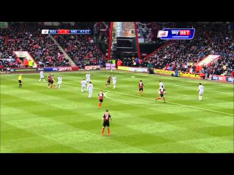 Bournemouth 3-0 Boro