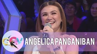 What is the real meaning of Angelica's cryptic posts on social media? | GGV
