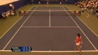 Giorgi vs Foretz - WTA Memphis 20012 - 2° Turno - Livetennis.it