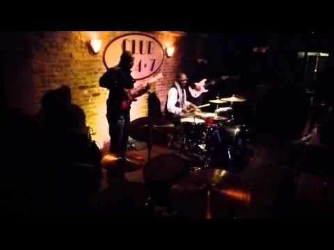Dana Hawkins and Benzel Baltimore Drum Shed (Live at Club 347) Part 2