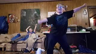 Thunder dance for kids