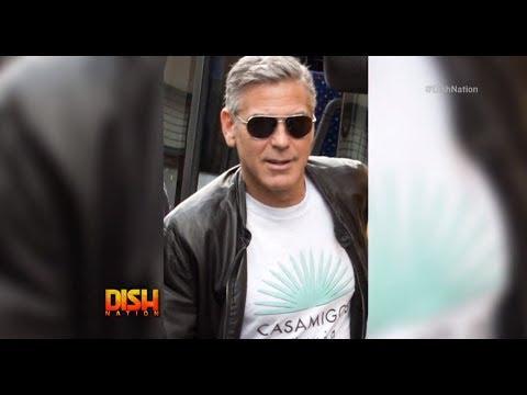 George Clooney Keeps Sober For Amal Alamuddin!