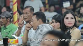 Aksi Tria DA 4 Brsama OM Rajawali Palembang