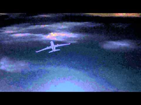 Os últimos minutos do voo AF 447 Rio-Paris da Air France que caiu no mar