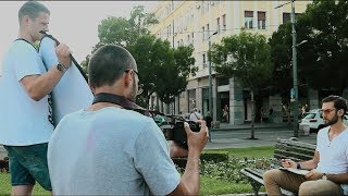 FILMING A MOVIE IN SERBIA | VLOG 009