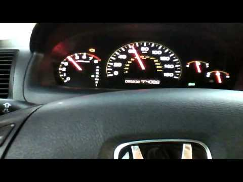 2005 Honda Accord EX 2.4L V-TEC Test Drive & 0-60