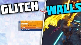 *MUST SEE* NEW Glitch Through WALLS! Scammer Gets Scammed For His GUNS! - Fortnite Save The World
