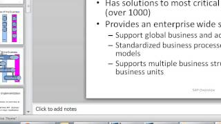 SAP ABAP Tutorial - Overview session on Landscape - Day 1 Continued