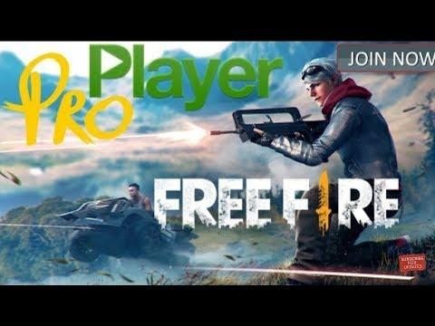 Garena Free Fire Live Stream (A game Like Pubg)
