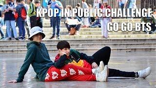 Download Lagu [KPOP IN PUBLIC CHALLENGE SPAIN] (고민보다 Go) GO GO BTS Dance Cover by KIH Gratis STAFABAND