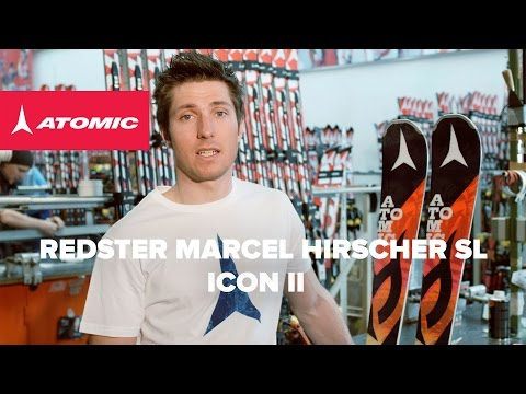 Atomic Redster Marcel Hirscher SL 2015 | Marcel's Icon Series