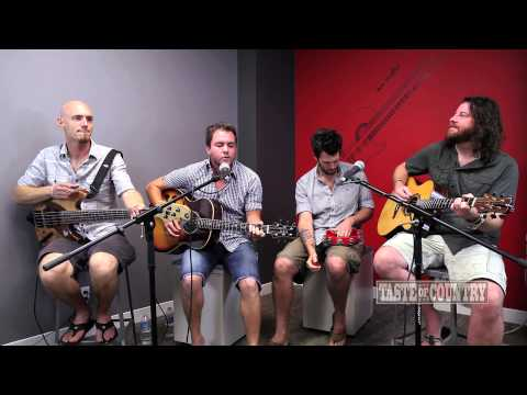 Eli Young Band Performs 'Even If It Breaks Your Heart' Acoustic