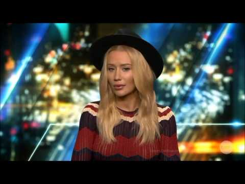 Iggy Azalea Talks About Her New Music, New Face & Bonds Deal In Australia