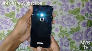 Unboxing of Oneplus 6t
