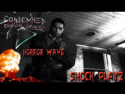 Condemned Criminal Origins Scary Lets Catch A Killer (360) Walkthrough Stream