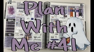 Plan With Me #41// Stickers By AshleyK
