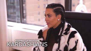 KUWTK | Kim Kardashian West Creates a New Sexy Fragrance | E!