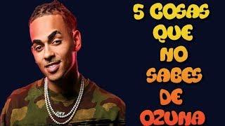 """5 Cosas que no sabias del Album """"Odisea"""" de Ozuna!"""