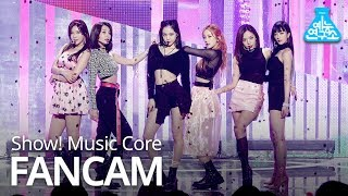 예능연구소 직캠 Apink Eung Eung 에이핑크 응응 Ashow Music Core 20190112