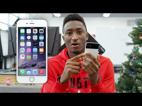 Apple Admits Slowing Down Old iPhones? Ask MKBHD V23!