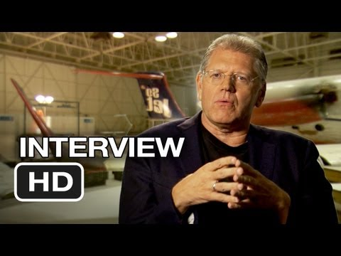 Flight Interview - Robert Zemeckis (2012) - Denzel Washington Movie HD