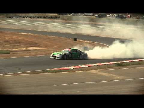 Тимон Кошарный Nissan 200SX Russian Drift Series 2010 RDS 4 stage РДС 4 этап