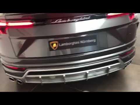 Lamborghini URUS Sound und Interieur. Größte Bremse(VA 440mm). Technik vom A8.
