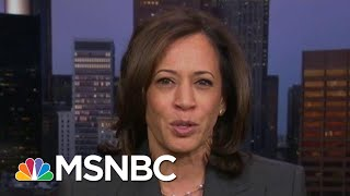 'This Is Not Right': Sen. Harris On 'Abuse Of Power' | Morning Joe | MSNBC