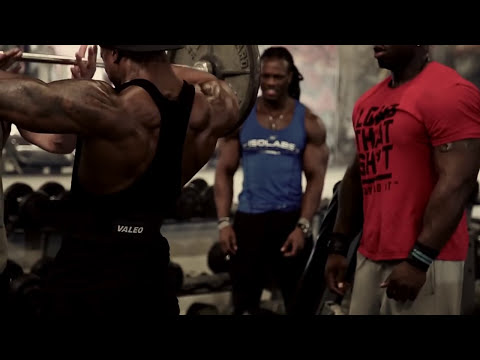 Simeon Panda - Ambition Over Everything (Bodybuilding Motivation)