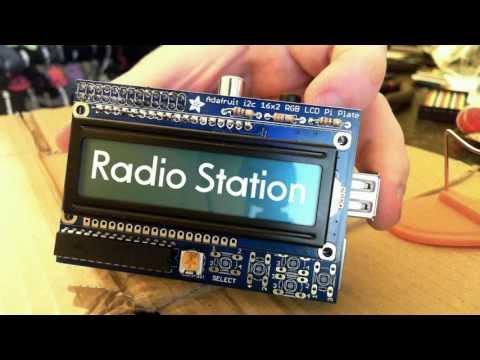 Raspberry Pi Internet Radio - Part 1