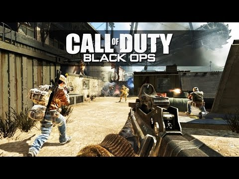 Call of Duty: Black Ops - Funny Moments Online! Black Ops Funny Gameplay! (Black Ops Gameplay)