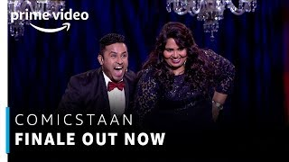 Comicstaan - Finale Out Now | Prime Original | Amazon Prime Video